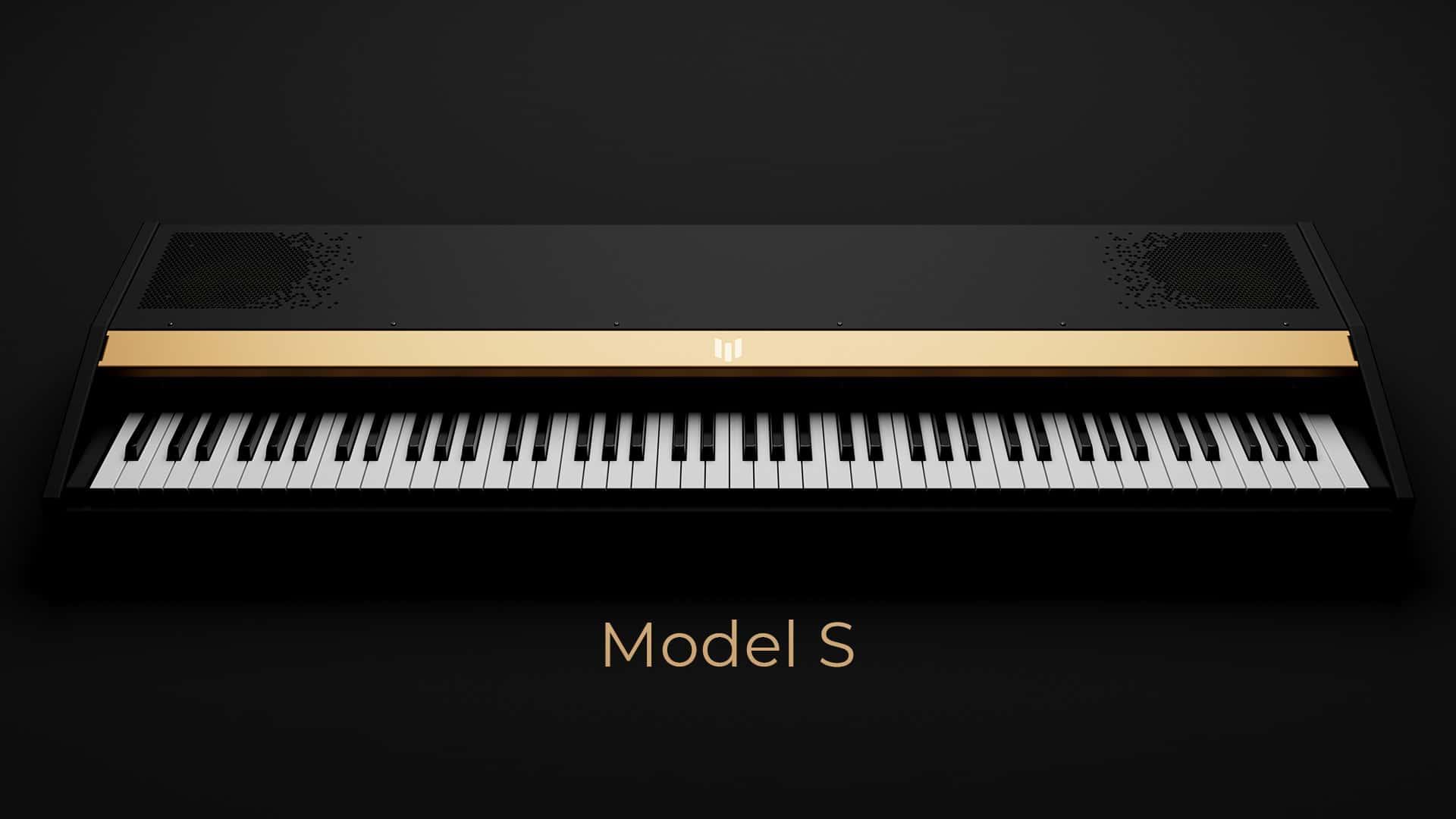 Piano Phoenix Model S